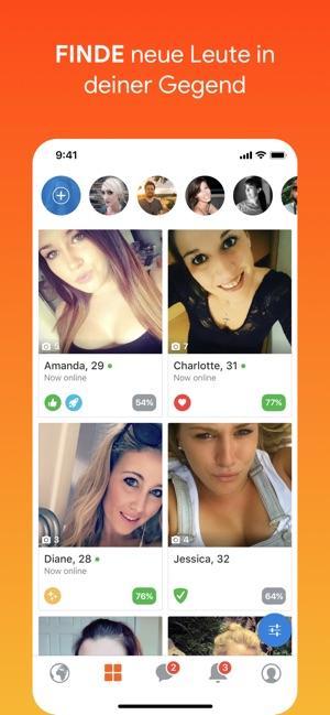 Neue Leute Kennenlernen Iphone App