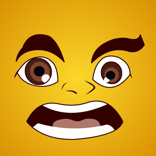face crazy emoji new 2019