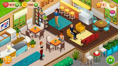 ファンシコーヒー -  レストランゲームとリフォームのおすすめ画像7