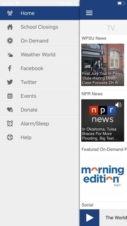 WPSU Penn State App screenshot-3