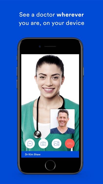 Push Doctor - Online GP Advice screenshot-0