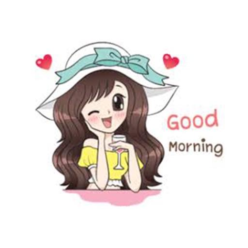 Morning emoji