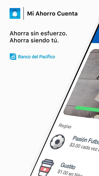 Mi Ahorro Cuenta screenshot one