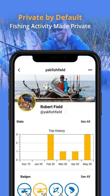 Fishing App: ANGLR Logbook screenshot-6