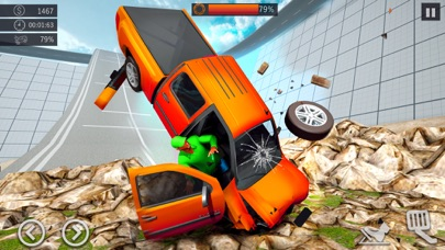 Car Crash Sim: Feel The Bumpsのおすすめ画像1
