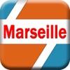 Marseille - Pont du Gard Map