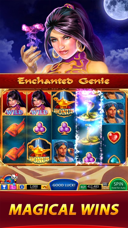 Wild Cherry Slots & Puzzles screenshot-3