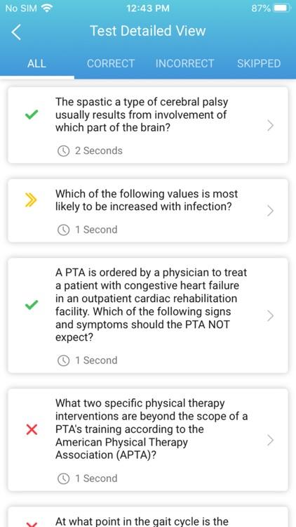 NPTE PTA Exam Prep screenshot-5