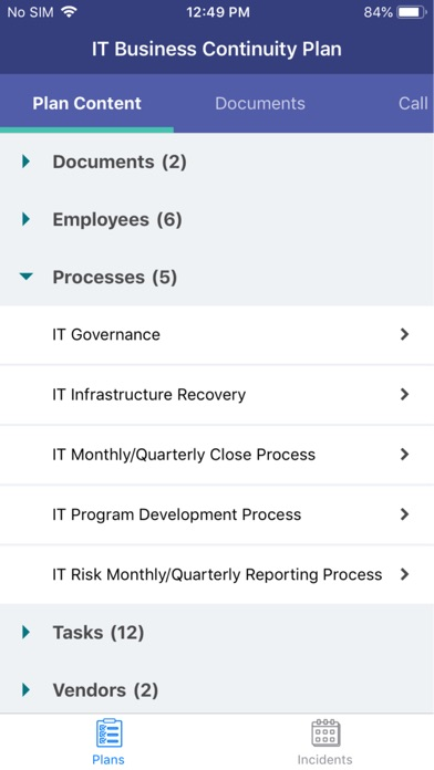 Act with Assurance screenshot two