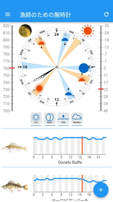 漁師のための腕時計のおすすめ画像3
