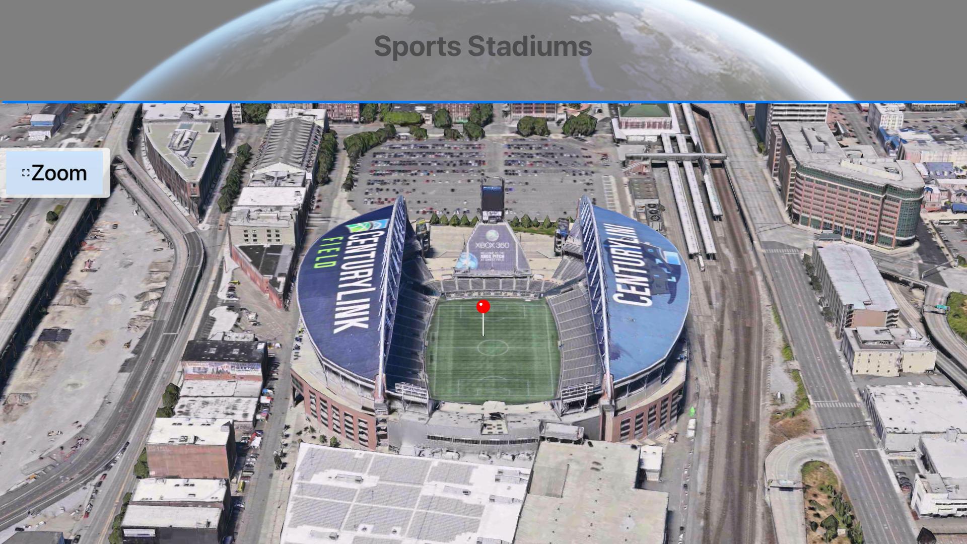 3D Sports Stadiums Lite screenshot 29