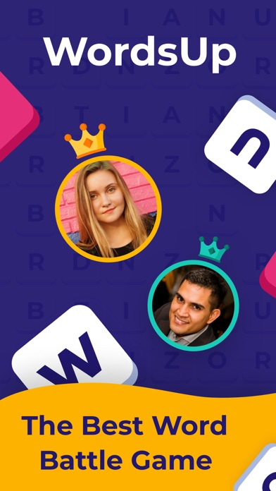 Unduh WordsUp - Trivia & Word Battle pada Pc