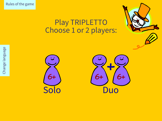 ‎Tripletto Screenshot