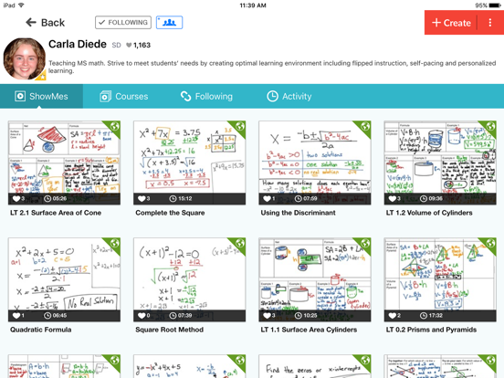 ShowMe Interactive Whiteboard Screenshot 2