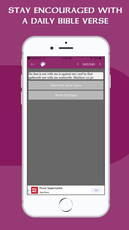 ASV Bible Offline - Holy Bible screenshot-4