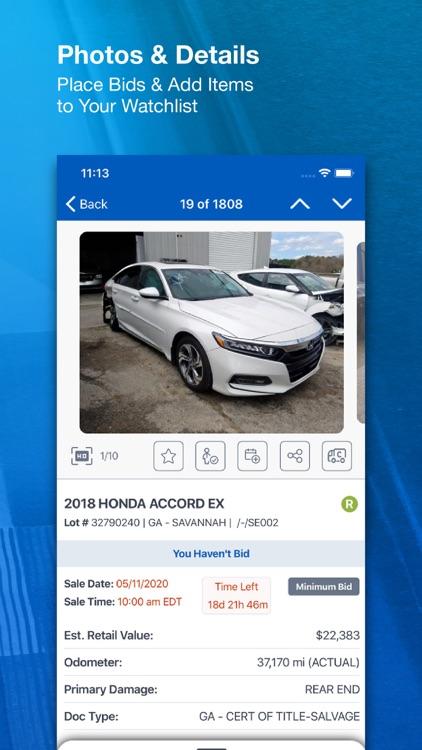 Copart - Salvage Car Auctions