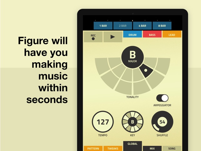 Figure - Make Music & Beats Screenshot