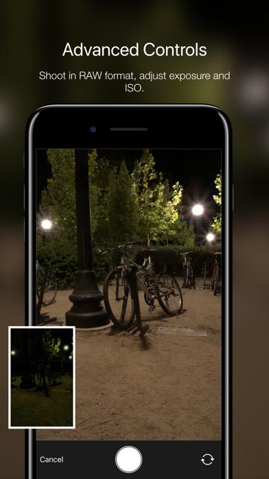 Nightcam: Night Mode Camera screenshot 3
