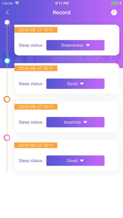 Healthy Exercise-Sleep Assist screenshot 3