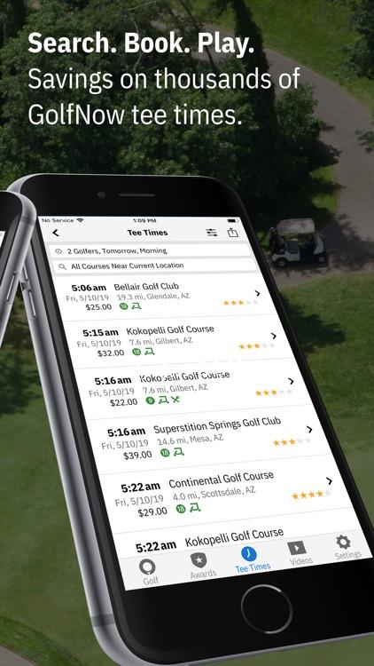 Golfshot: Golf GPS + Caddie screenshot-4