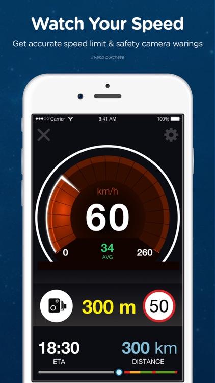 Navmii Offline GPS India screenshot-3