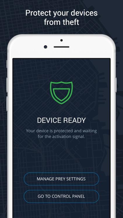 Prey Find my Phone Tracker GPS