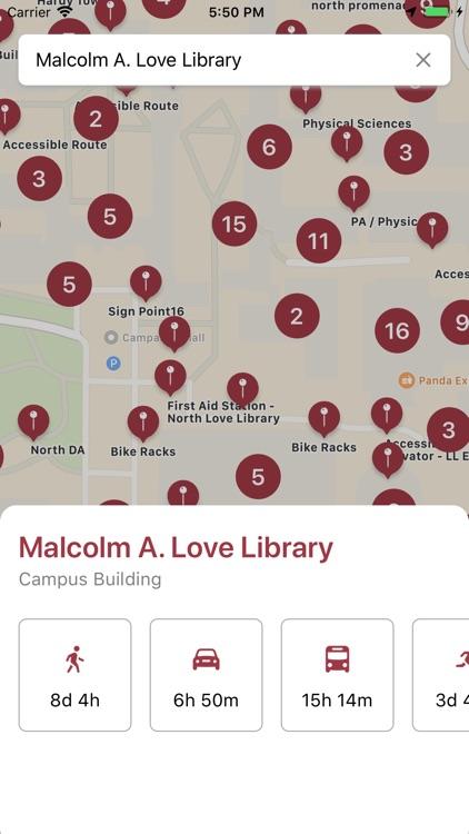 SDSU Campus Maps by Liam Bolling