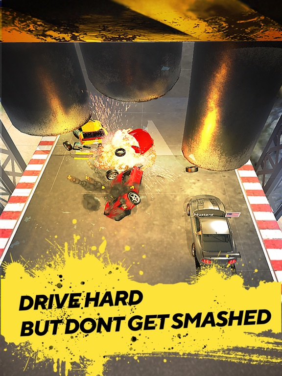 Smash Cars! screenshot 7