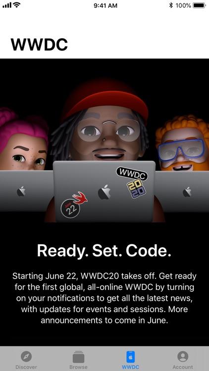 Apple Developer screenshot-4
