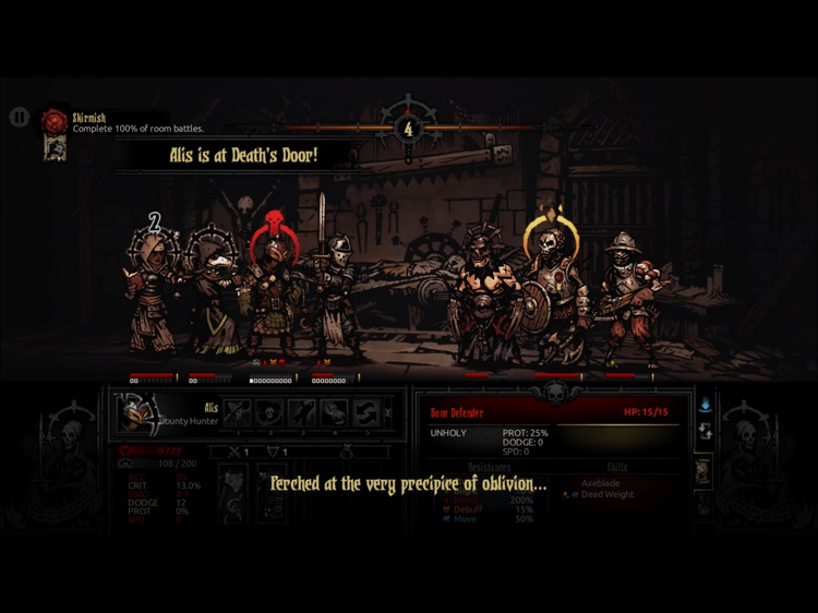 Darkest Dungeon:Tablet Edition