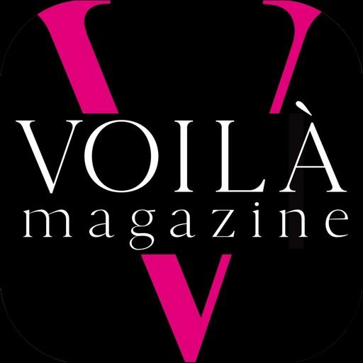 Voilà Magazine iOS App
