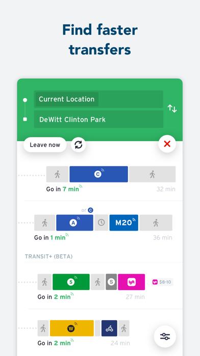 Transit • Subway & Bus Timesのおすすめ画像4