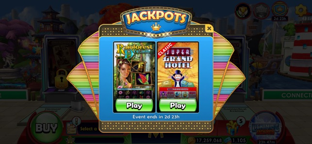 MONOPOLY Slots on the App Store
