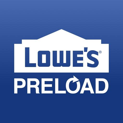 Lowe's PreLoad