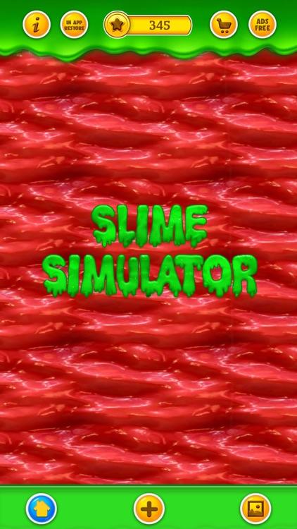 Gooey Slime Simulator