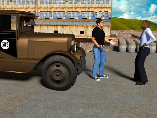 Drive Heavy Truck Simulator 3D screenshot 1
