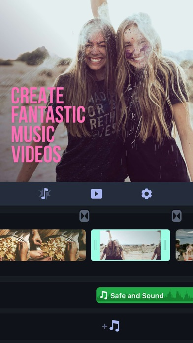 Add Background Music To Video app image
