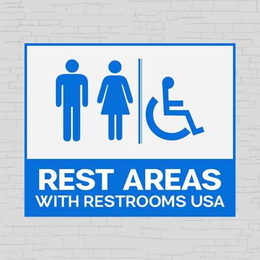 Rest Areas with Restrooms USA