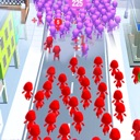 Expand Team (Crowded City)