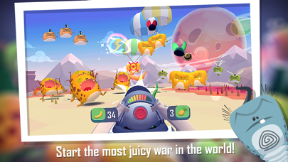 Screenshot from Minion Shooter