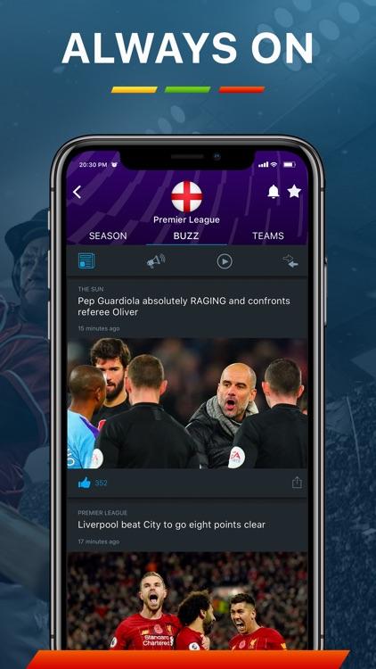 365Scores - Live Scores screenshot-5