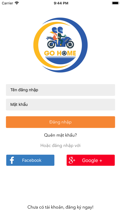 Screenshot for Go Home in Indonesia App Store