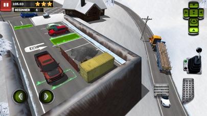 Ice Road Truck Parking Simのおすすめ画像4