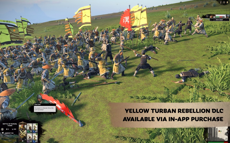 Total War: THREE KINGDOMS screenshot 10