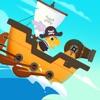 恐龙海盗船 - 物理启蒙儿童游戏
