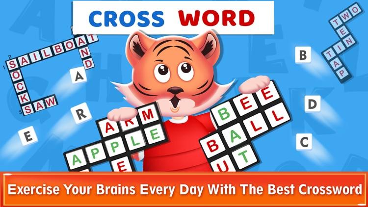Easy Crossword Puzzles Fun screenshot-3