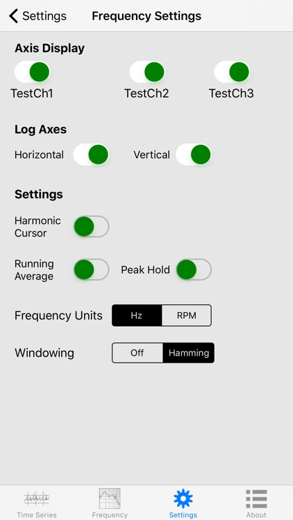 Vibration screenshot-4