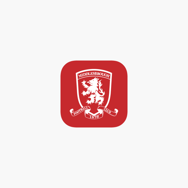 Middlesbrough FC Official on the App Store