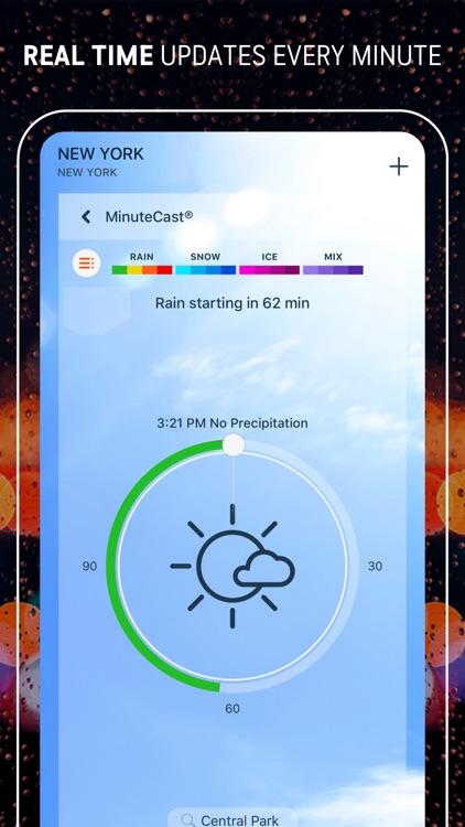 AccuWeather: Weather Radar screenshot-3