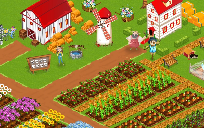Hope's Farm for Mac